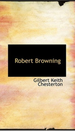 Robert Browning_cover