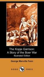 The Kopje Garrison_cover