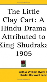 The Little Clay Cart_cover