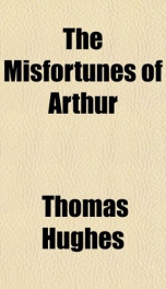 the misfortunes of arthur_cover