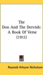 the don and the dervish a book of verse_cover