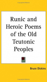 runic and heroic poems of the old teutonic peoples_cover