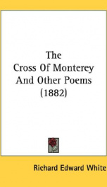 the cross of monterey and other poems_cover