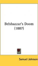 belshazzars doom_cover