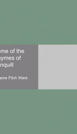 some of the rhymes of ironquill_cover