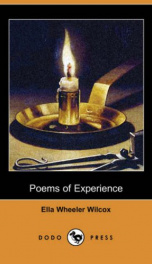 Poems of Experience_cover