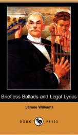 Briefless Ballads and Legal Lyrics_cover