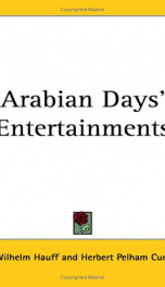 arabian days entertainments_cover