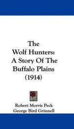the wolf hunters a story of the buffalo plains_cover