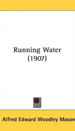Running Water_cover