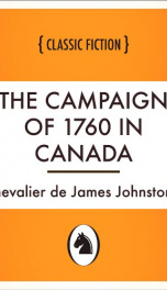 The Campaign of 1760 in Canada_cover