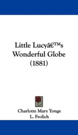 Little Lucy's Wonderful Globe_cover