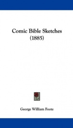 Comic Bible Sketches_cover
