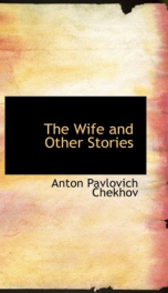 The Wife, and other stories_cover