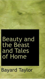 Beauty and the Beast, and Tales of Home_cover