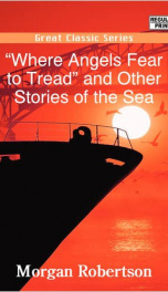 """Where Angels Fear to Tread"" and Other Stories of the Sea_cover"