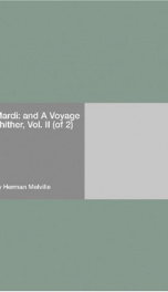 Mardi: and A Voyage Thither, Vol. II (of 2)_cover