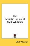 The Patriotic Poems of Walt Whitman_cover