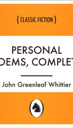 Personal Poems, Complete_cover