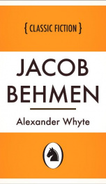 Jacob Behmen_cover