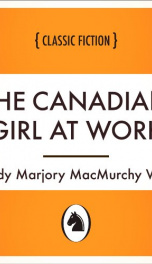 The Canadian Girl at Work_cover