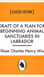 Draft of a Plan for Beginning Animal Sanctuaries in Labrador_cover