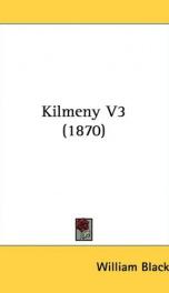 kilmeny_cover