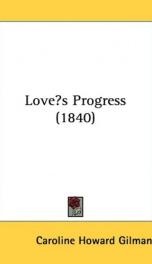 loves progress_cover