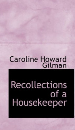 recollections of a housekeeper_cover