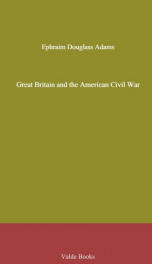 Great Britain and the American Civil War_cover