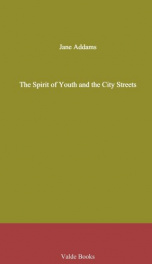 The Spirit of Youth and the City Streets_cover
