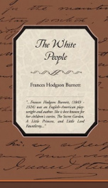The White People_cover