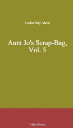 Aunt Jo's Scrap-Bag, Vol. 5_cover