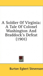 A Soldier of Virginia_cover