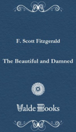 the beautiful and damned_cover