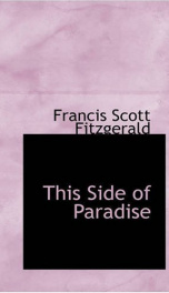 This Side of Paradise_cover