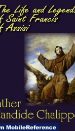 The Life and Legends of Saint Francis of Assisi_cover