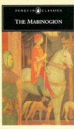 The Mabinogion_cover