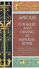 Cookery and Dining in Imperial Rome_cover