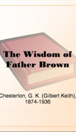 The Wisdom of Father Brown_cover
