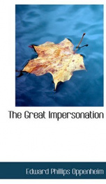 The Great Impersonation_cover