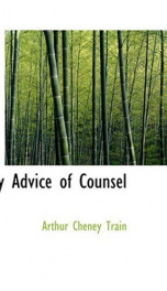 By Advice of Counsel_cover