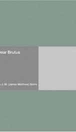 Dear Brutus_cover