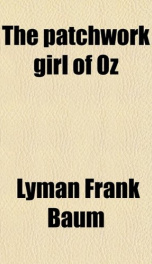 The Patchwork Girl of Oz_cover