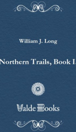 Northern Trails, Book I._cover