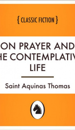 On Prayer and The Contemplative Life_cover