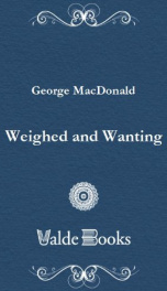 Weighed and Wanting_cover