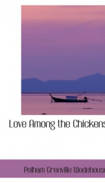 Love Among the Chickens_cover