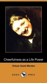 Cheerfulness as a Life Power_cover