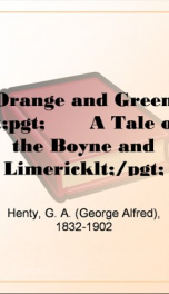 Orange and Green_cover